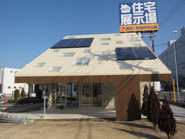 神奈川県横浜市 A社住宅公園センターハウス新築工事 写真