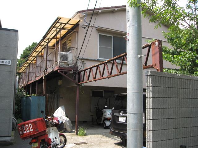 東京都品川区 A御殿山改築工事 施工前