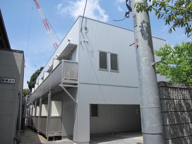 東京都品川区 A御殿山改築工事 施工後