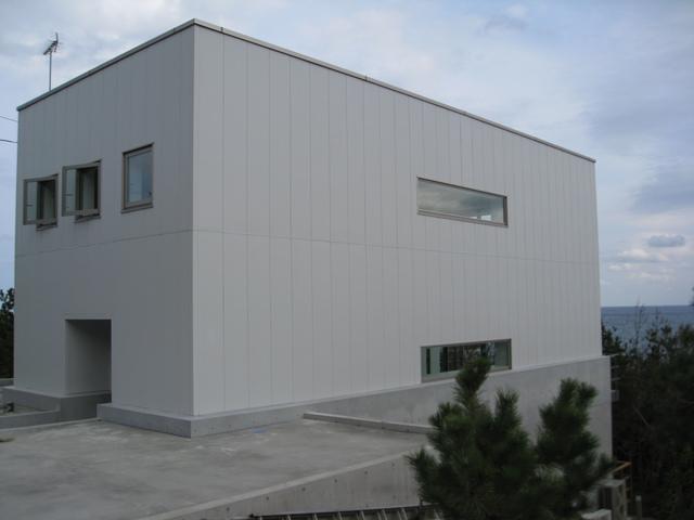 茨城県大洗町 E邸新築工事 写真
