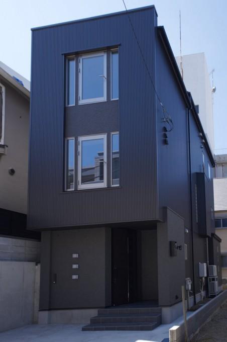 東京都新宿区『M邸』新築工事 写真