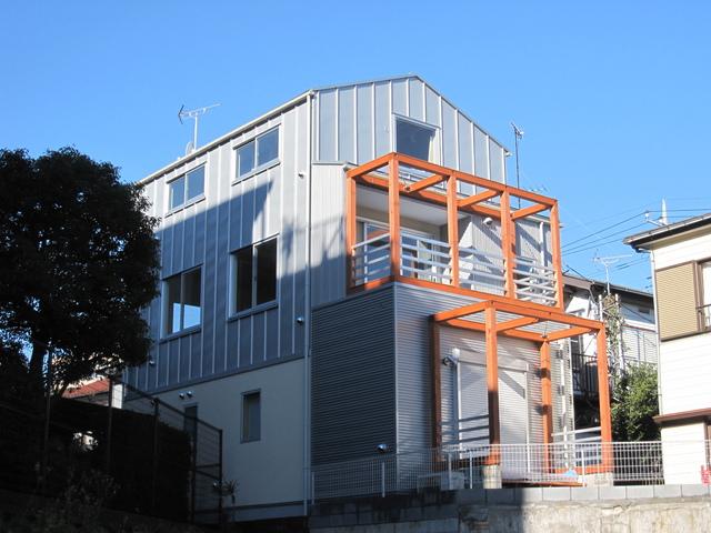 神奈川県川崎市『O邸』新築工事 写真