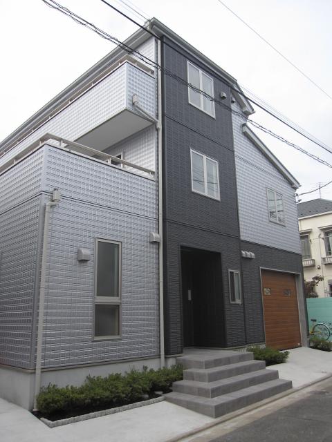 東京都中野区 Y邸新築工事 写真