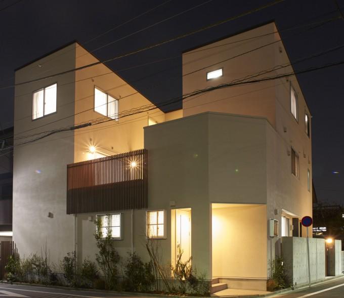 東京都葛飾区『H邸』新築工事 写真